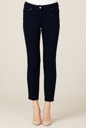 Ekol Kadın Siyah 5 Cep Pantolon 2008 2