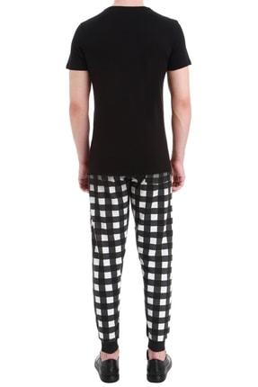 Efor Atp 06 Slim Fit Siyah Spor Pantolon 1