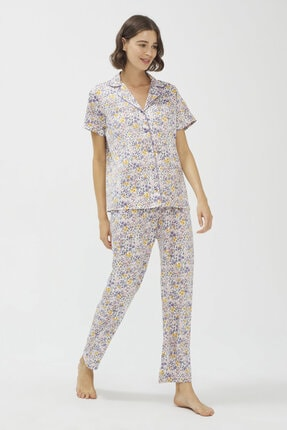 Penti Çok Renkli Grace Pijama Takımı 1