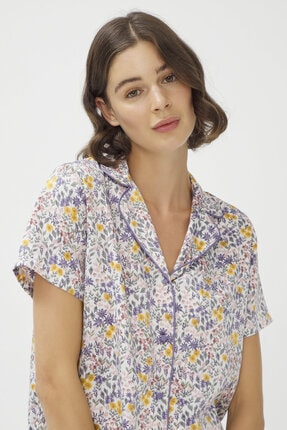 Penti Çok Renkli Grace Pijama Takımı 2