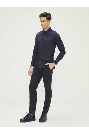 Xint Xınt Slim Fit Pamuklu Basic Gömlek 1