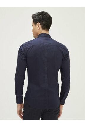 Xint Xınt Slim Fit Pamuklu Basic Gömlek 3