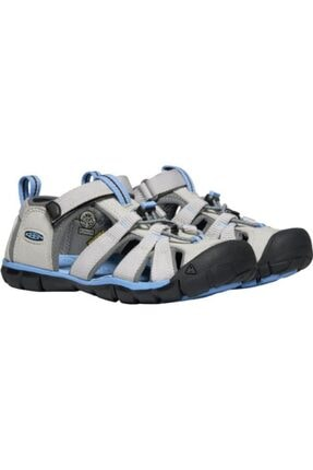 Keen Seacamp Iı Cnx Genç Sandalet Gri/mavi 2