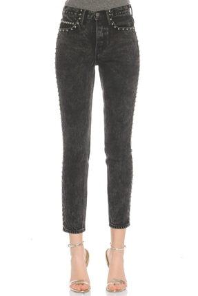Grlfrnd Siyah Jean Pantolon 1