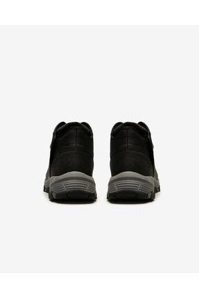 Skechers SELMEN-WALDER Erkek Siyah Outdoor Ayakkabı 66279 BLK 3