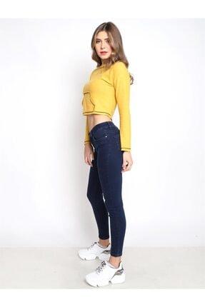 Twister Jeans Kadın Slim Fit Orta Bel Pantolon Lıma 9046-36 36 2