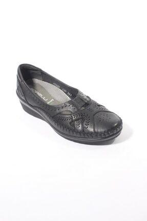 تصویر از 26229 Günlük Kadın Ortopedi Deri Ayakkabı