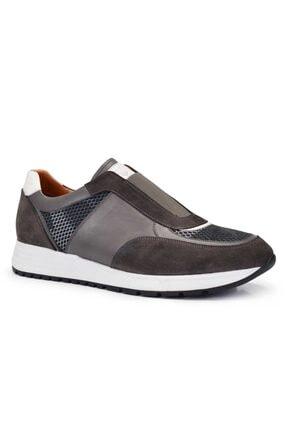 Nevzat Onay Hakiki Deri Haki Günlük Sneaker Erkek Ayakkabı -11374- 1