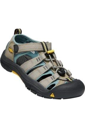 Keen Newport H2 Genç Sandalet Bej/mavi 0