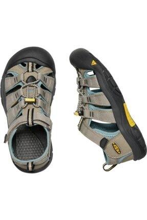 Keen Newport H2 Genç Sandalet Bej/mavi 3