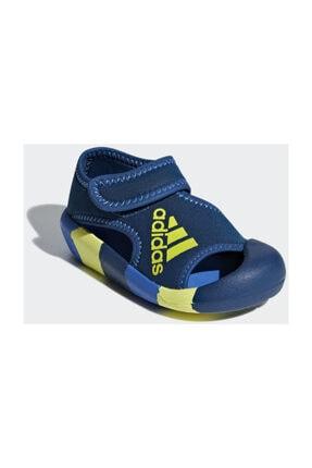 adidas ALTAVENTURE I Lacivert Erkek Çocuk Sandalet 100662695 3