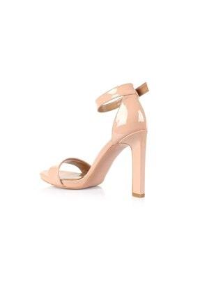 Oblavion Carmen Nude Topuklu Ayakkabı 2