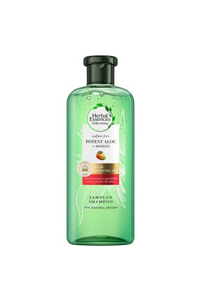 Herbal Essences Sülfatsız Renk Koruma Ve Nem Aloe + Mango Şampuan 380 ml 1