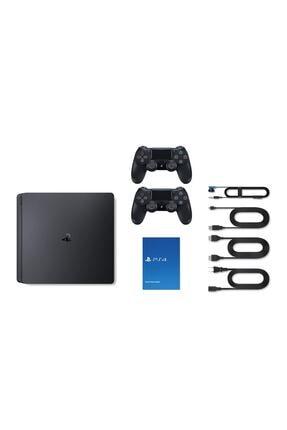 Sony Playstation 4 Slim 1 Tb - Türkçe Menü + 2. Ps4 Kol 3