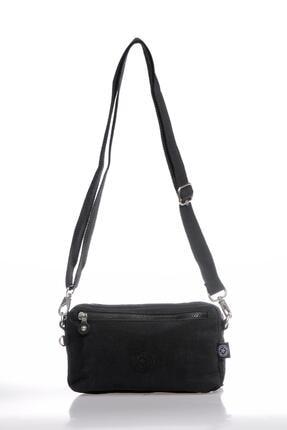 Smart Bags Smb3062-0001 Siyah Kadın Bel Ve Çapraz Çanta 0