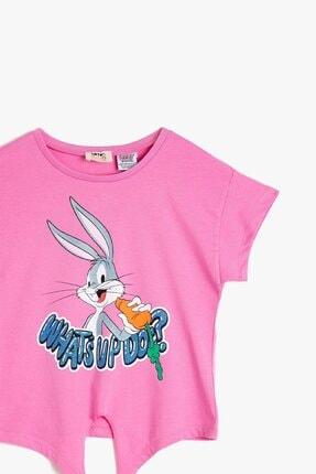 Koton Kız Çocuk Looney Tunes Lisanslı Baskılı T-shirt 0ykg37434ak 2