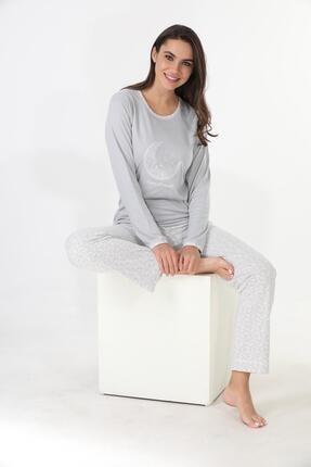 Etoile Ekstra Yumuşak Kumaş Pijama Takımı 98141 0