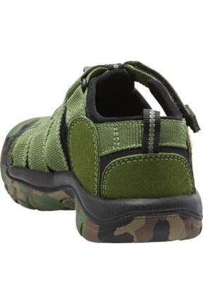 Keen Newport H2 Genç Sandalet Yeşil 1
