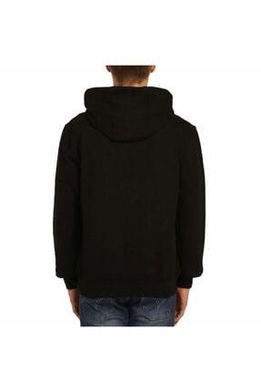 Bant Giyim - Naruto Itachi Siyah Kapşonlu Erkek Sweatshirt 1