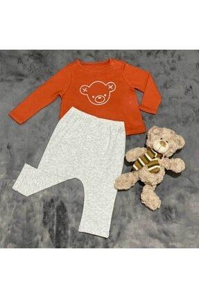 PİEROSBABY Pieros Baby 0040 Erkek Bebek 2'li Takım 0