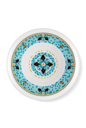 The Mia Patio Stoneware 30cm Tekli Sunum Tabağı Pat0007 1