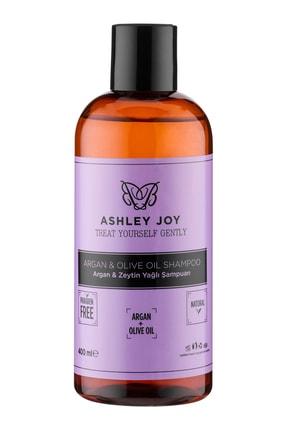Ashley Joy Argan & Zeytinyağlı Şampuan 400 ml 0