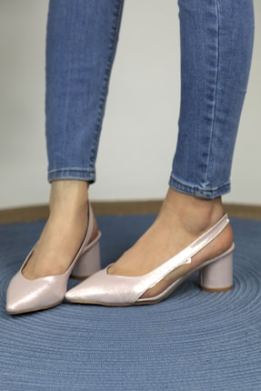 Oioi Kadın Topuklu Ayakkabı 1003-119-0002 0