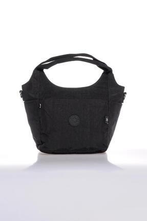 Smart Bags Smb3079-0001 Siyah Kadın Omuz Çantası 0