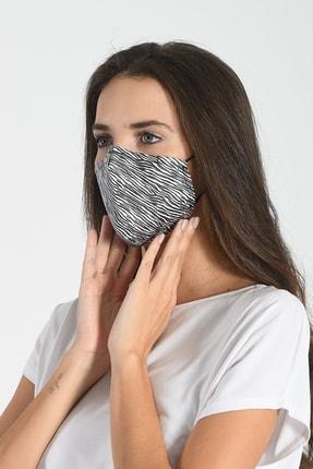 Tissum Health Yıkanabilir Yetişkin Unisex Maske (3'lü Set) - Tropical 1