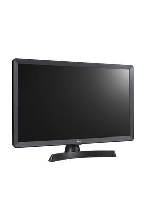 """LG 28TL510S-PZ 28"""" 71 Ekran Uydu Alıcılı HD Ready Smart LED Monitör TV 1"""