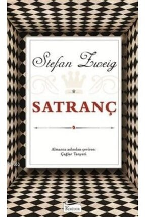 Koridor Yayıncılık Satranç(Bez Ciltli) - Stefan Zweig - 0
