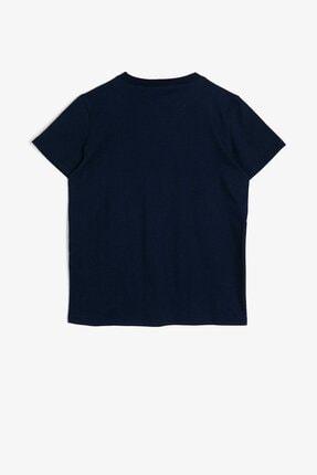 Koton Erkek Çocuk Koton Yazılı Baskılı T-shirt 0ykb16045ok 1