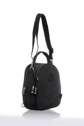Smart Bags Smb3063-0001 Siyah Kadın Sırt Çantası 1