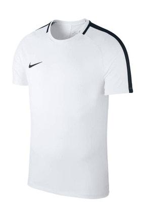 Nike Erkek Beyaz Academy Tişört 0