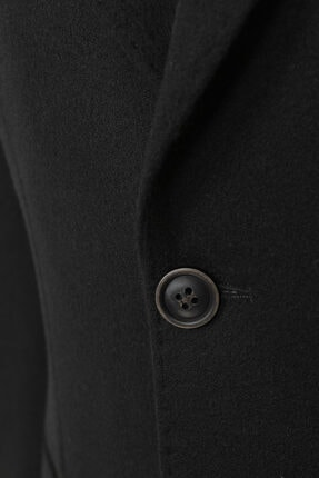 W Collection Siyah Kaşmirli Ceket 3