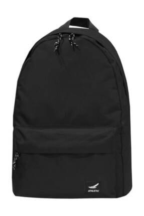 Adalinhome Ad-120 Günlük Seyahat Okul Sırt Çantası Siyah 0