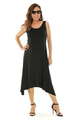 Picture of Aries Büyük Beden Penye Elbise
