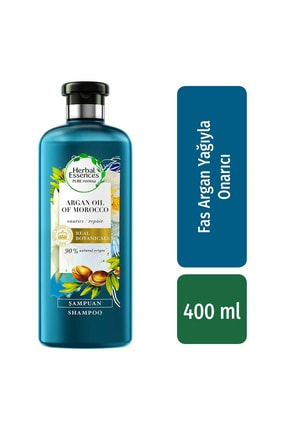 Herbal Essences Fas Argan Yağı Argan Yağı 400 ml 1