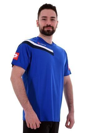Lotto T-shirt Erkek Mavi/lacivert-trona Tee Pl-r6088 1