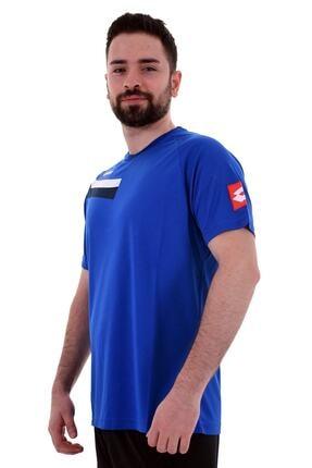 Lotto T-shirt Erkek Mavi/lacivert-trona Tee Pl-r6088 2