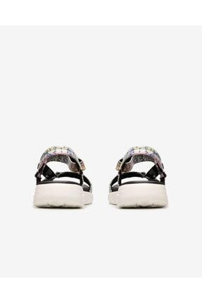 Skechers Kadın Siyah Sandalet 3