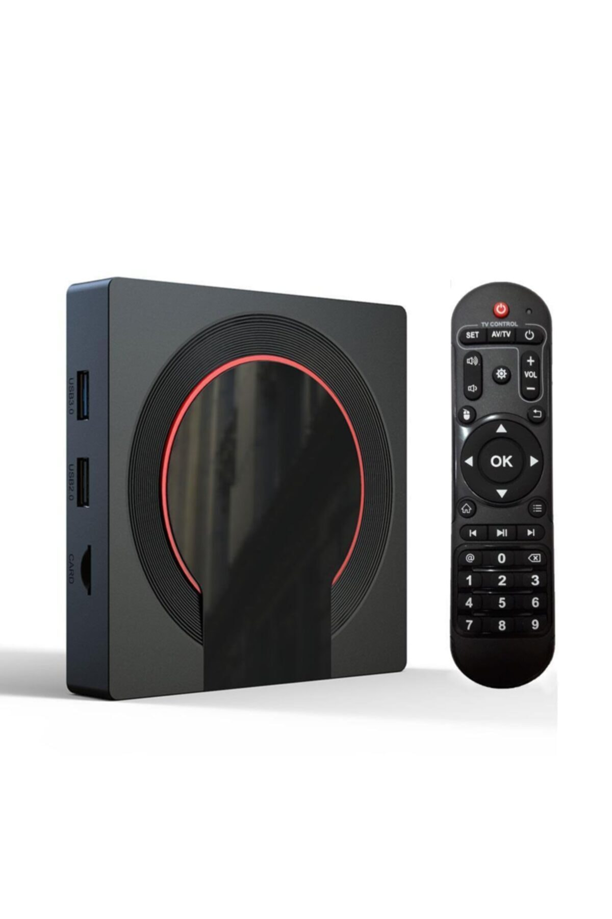 I96 Prime Amlogic S905x3 4gb 64gb Android Tv Box