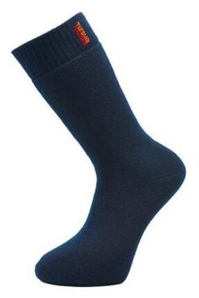 AKDEMİR 4 Lü Thermal Erkek Çorap Thermal Kışlık Çorap 2