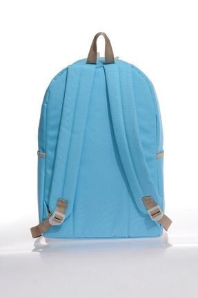 Kaukko K1142 Mavi-yavruağzı Kadın Sırt Çantası 2