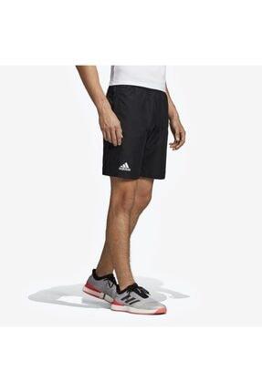 adidas Du0877 Club Erkek Siyah Şort 0