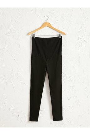 LC Waikiki Kadın Siyah  Pantolon 0