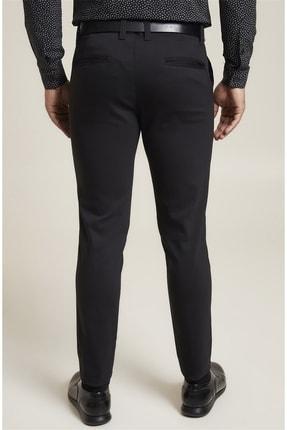 Efor P 1071 Slim Fit Siyah Spor Pantolon 4