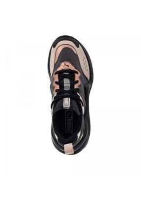 Puma Rise Kadın Kahverengi Spor Ayakkabı 3