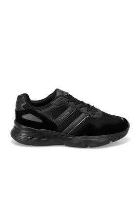 Kinetix SANTA MESH M Siyah Erkek Sneaker Ayakkabı 100483636 1