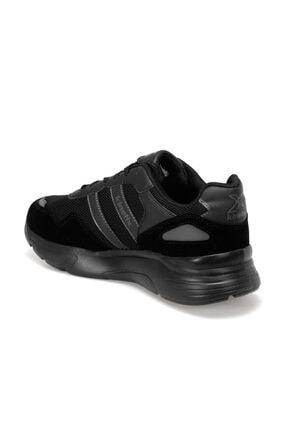 Kinetix SANTA MESH M Siyah Erkek Sneaker Ayakkabı 100483636 2
